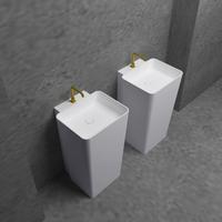 Pedestal Sink for Luxury Bathroom