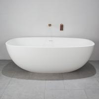 70 Inch Traditional Style Freestanding Bathtub