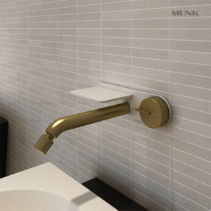 High-end Wall-mount Bidet Mixer