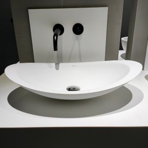 10 Inches Oval Above Counter Basin