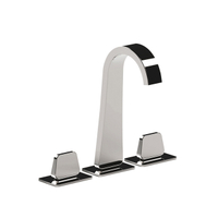 Dual-handle Basin Mixer Italian Design