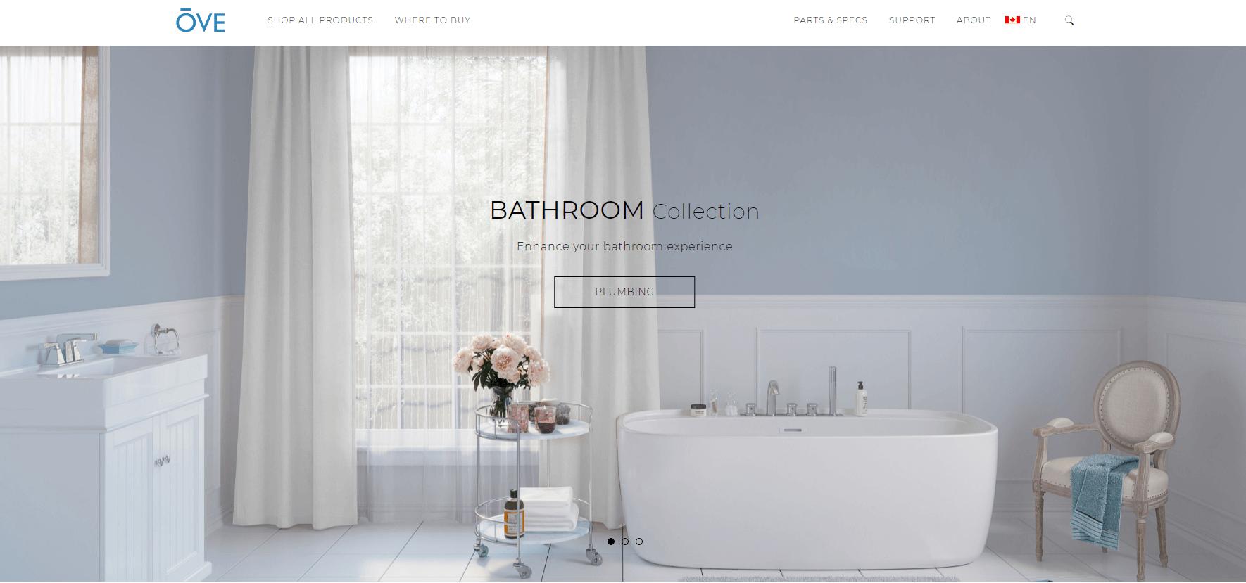 OVE Decore Bathtub Manufacturer
